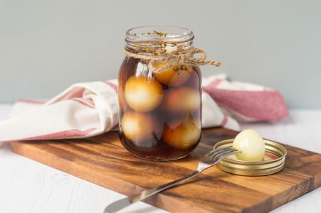 Easy and tasty Pickled Onions
